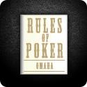Omaha poker rules straight