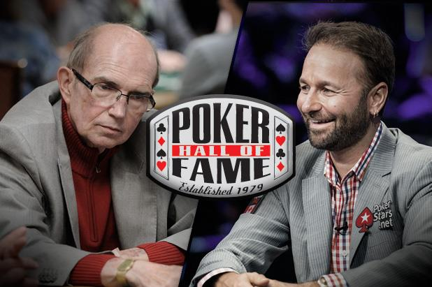 POKER HALL OF FAME ANNOUNCES CLASS OF 2014