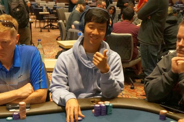 AARON MESSMER WINS HIGH ROLLER AT THUNDER VALLEY