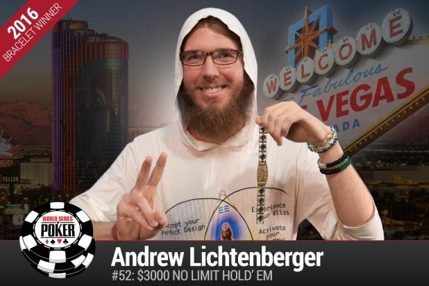 ANDREW LICHTENBERGER FINALLY WINS HIS WSOP GOLD BRACELET
