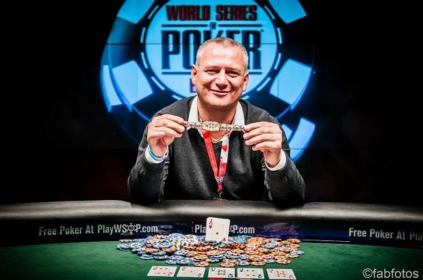 MAKARIOS AVRAMIDIS WINS FIRST EVENT AT THE 2015 WSOP EUROPE