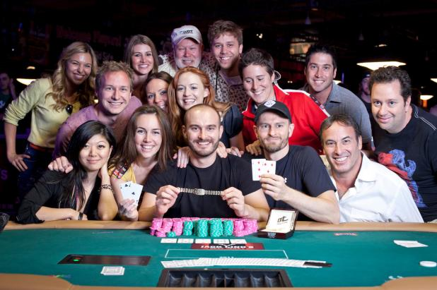JUST IN THE NICK OF TIME: NICK BINGER WINS FIRST WSOP GOLD BRACELET