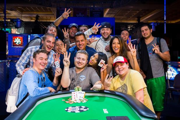 BRIAN HASTINGS BECOMES THE FIRST MULTI-WINNER OF THE 2015 WSOP