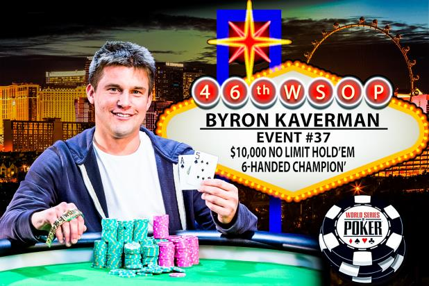 BYRON KAVERMAN TURNS INTO A SIX-HANDED DRAGON, COLLECTS $657,351