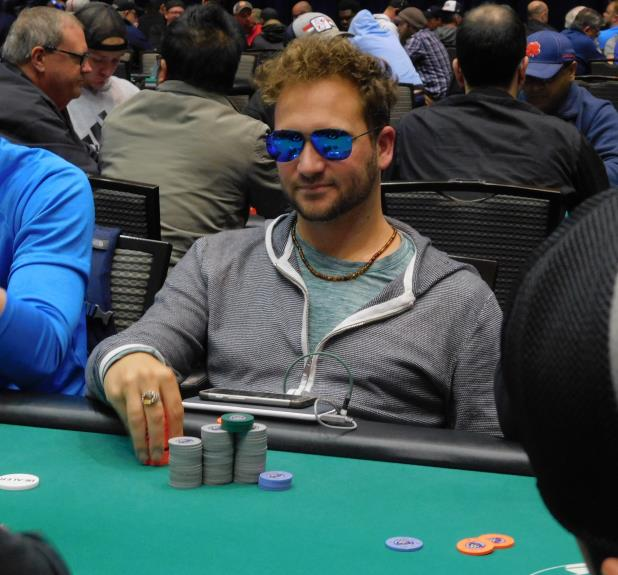 Article image for: CALVIN ANDERSON BAGS THE OVERALL CHIPLEAD IN THE HARRAH'S CHEROKEE MAIN EVENT