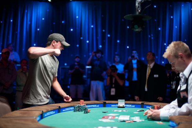 CARTER PHILLIPS WINS SIX-HANDED WSOP EVENT 16 TO CAPTURE $482,774