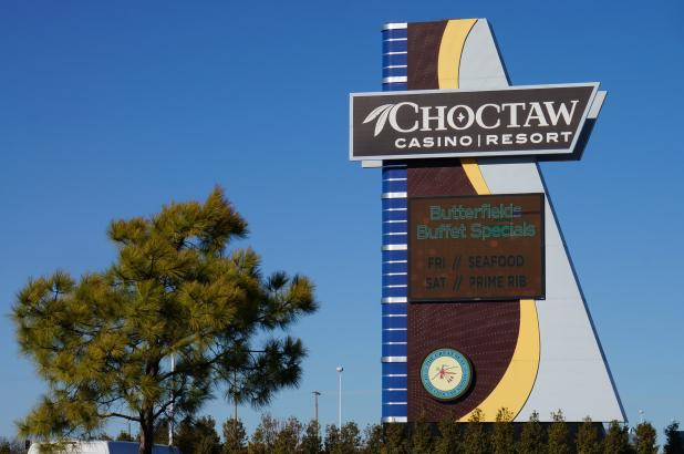 CHOCTAW CIRCUIT STOP KICKS OFF ON WEDNESDAY