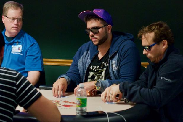 Article image for: SALOMON PONTE LEADS THE PBKC MAIN EVENT