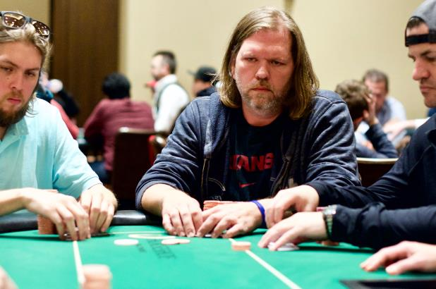MIKE CORDELL LEADS FINAL SIX IN BALTIMORE MAIN