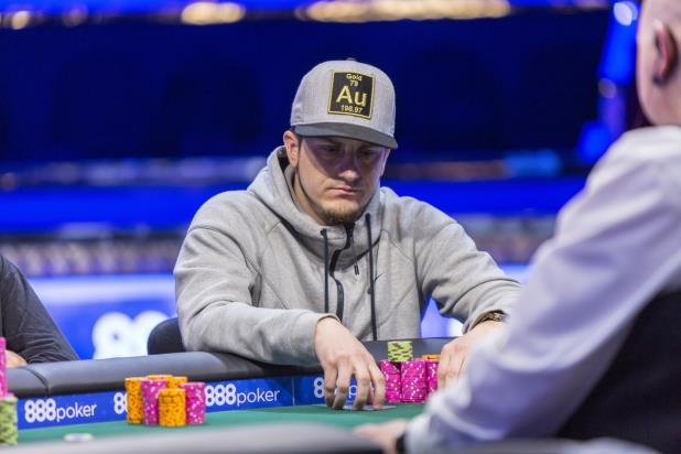 DAVID PROCIAK MASTERS STUD HIGH-LOW SPLIT TOURNEY, WINS GOLD FIRST GOLD BRACELET