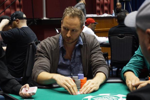 DYLAN WILKERSON BAGS DAY 1 CHIP LEAD IN GLOBAL CASINO CHAMPIONSHIP