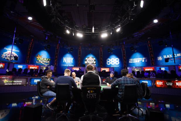 WORLD SERIES OF POKER TELEVISION COVERAGE