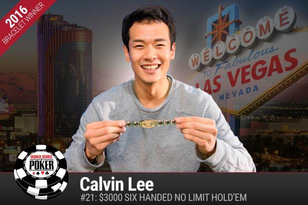 CALVIN LEE MAKES HUGE COMEBACK IN $3K NLHE, WINS MARATHON MATCH