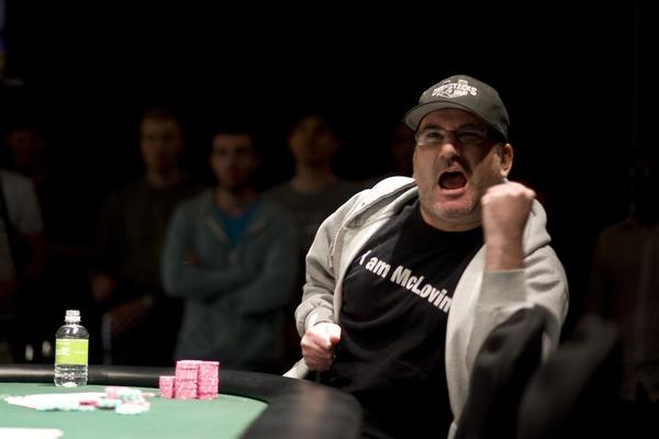 MIKE THE MOUTH MATUSOW SILENCES THE COMPETITION IN STUD EIGHT