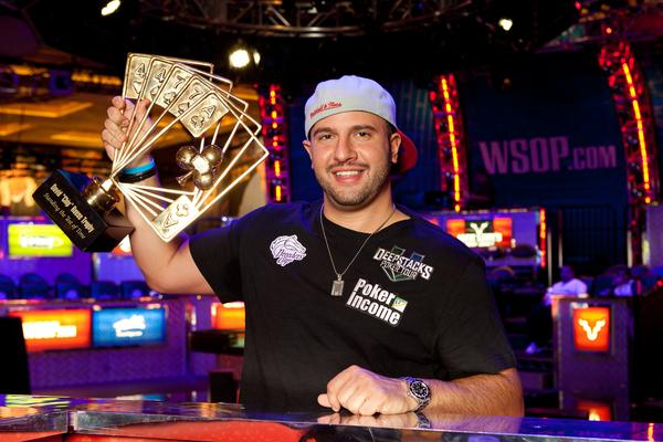 TWO-TIMER: MICHAEL MIZRACHI WINS 2012 POKER PLAYERS CHAMPIONSHIP