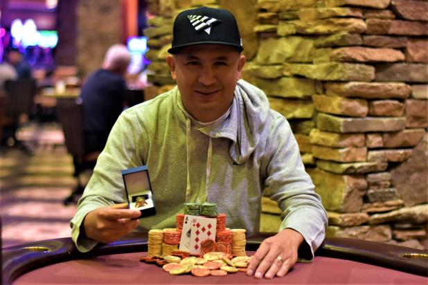 JC TRAN WINS THUNDER VALLEY HIGH ROLLER