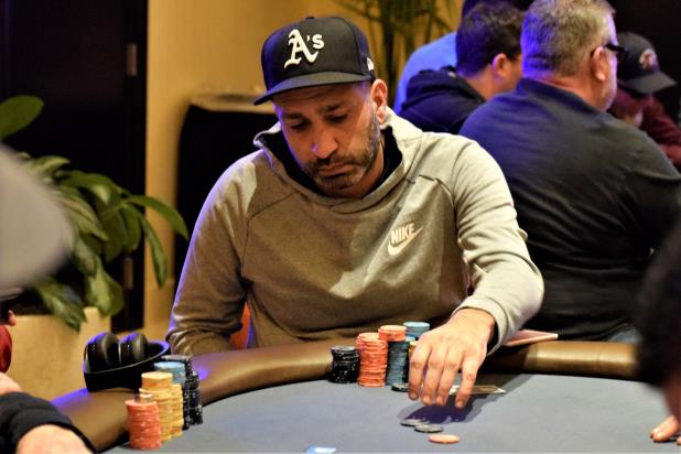 HAFIZ KHAN LEADS DAY 2 OF THUNDER VALLEY MAIN EVENT