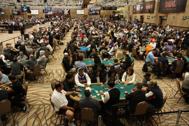 A Huge Field In the Daily Deepstack