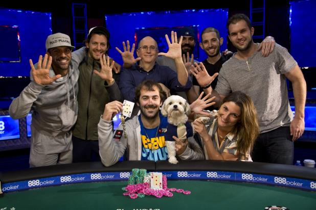 JASON MERCIER WINS $10K HORSE CHAMPIONSHIP, COLLECTS FIFTH GOLD BRACELET