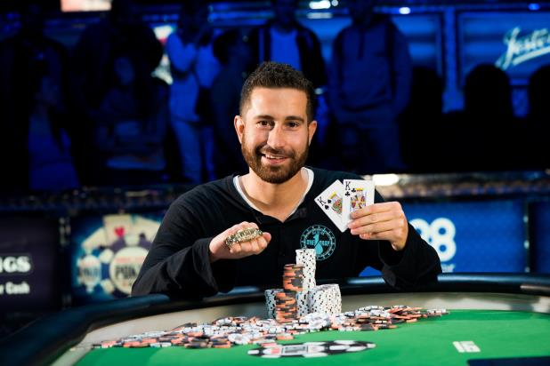 JONATHAN DUHAMEL WINS 2015 HIGH ROLLER FOR ONE DROP