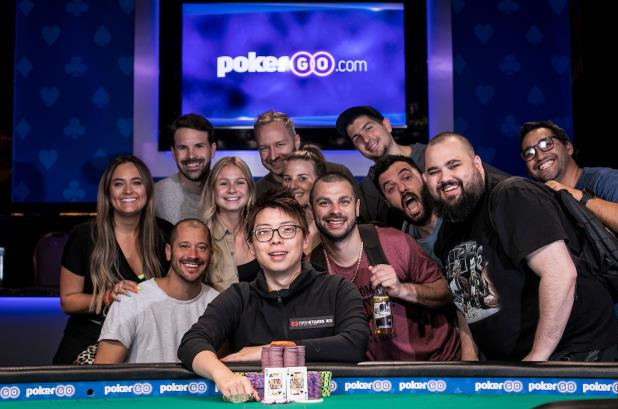 JOSEPH CHEONG TRIUMPHS IN $1,000 DOUBLE STACK NO-LIMIT HOLD'EM