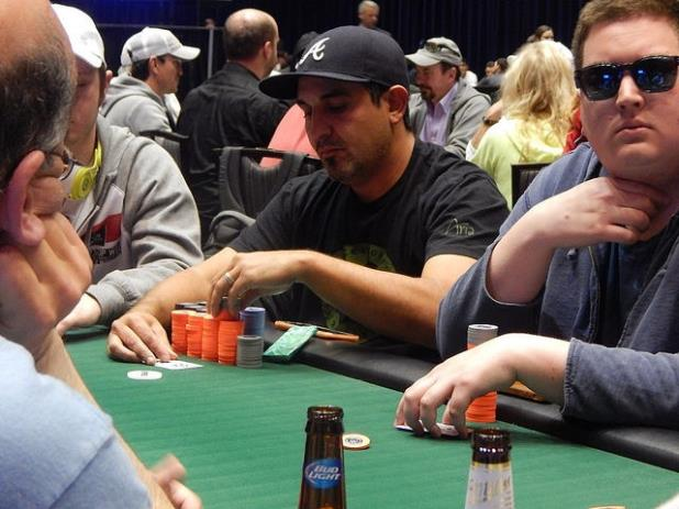 LIVE UPDATES FROM THE CHEROKEE MAIN EVENT