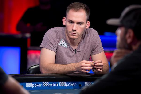 JUSTIN BONOMO TAKES CHIP LEAD INTO DAY 3 OF BIG ONE FOR ONE DROP