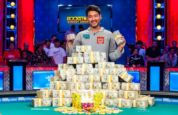 JOHN CYNN WINS 2018 WSOP MAIN EVENT!