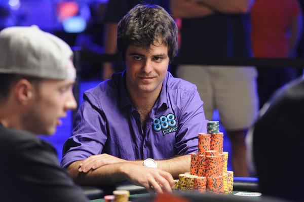 MAX STEINBERG RETAKES THE LEAD HEADED INTO DAY 4 DINNER BREAK