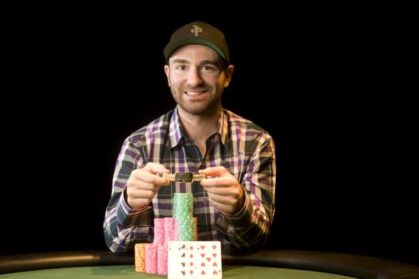 MICHAEL MALM WINS EIGHT GAME MIX TITLE