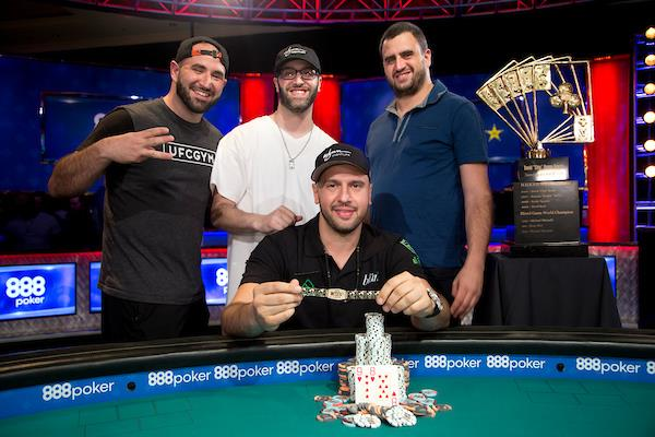 Article image for: MICHAEL MIZRACHI WINS $50,000 POKER PLAYERS CHAMPIONSHIP