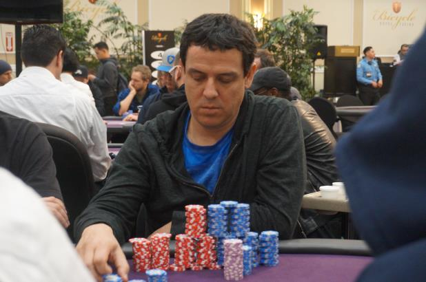 Article image for: CARLOS MORTENSEN HEADLINES DAY 3 OF BIKE MAIN EVENT