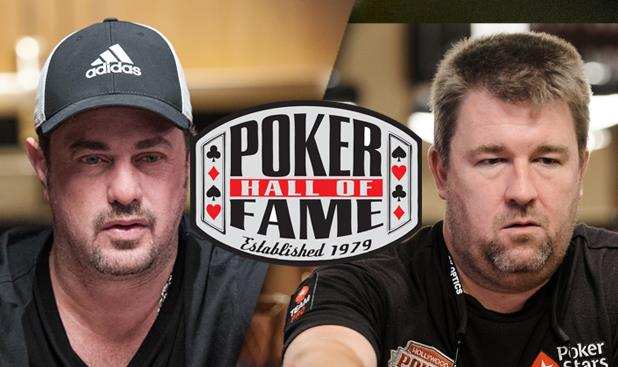 POKER HALL OF FAME ANNOUNCES CLASS OF 2019
