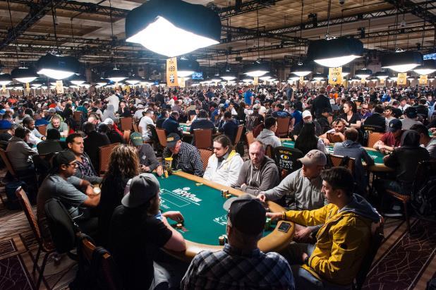48th Annual WSOP Reaches All-Time Highs