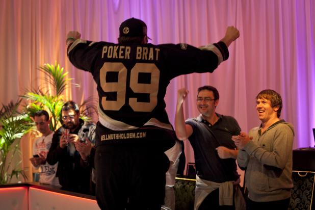 PHIL HELLMUTH WINS 13TH BRACELET IN WSOPE MAIN EVENT