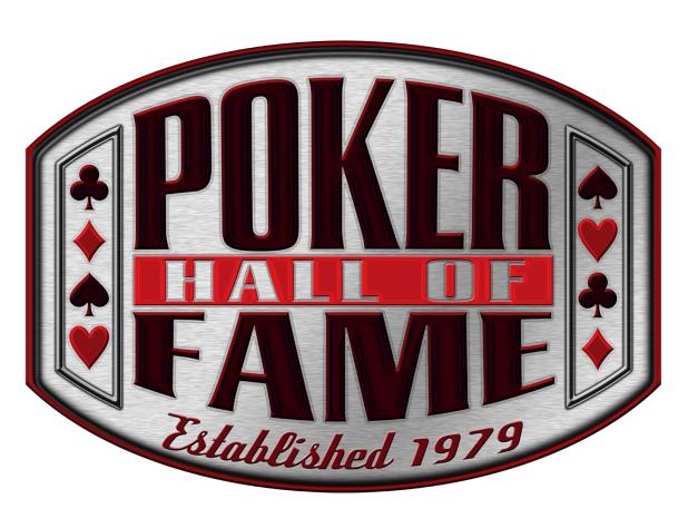 Poker hall of fame induction slot machines usa monroe ohio