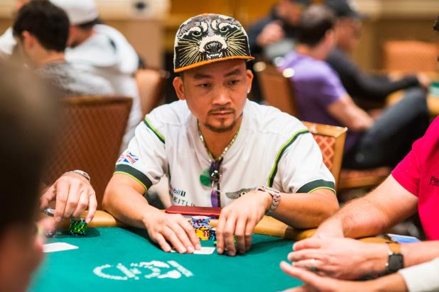 QUI NGUYEN'S TITLE DEFENSE STARTS ON DAY 1A