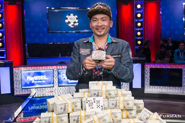 QUI NGUYEN WINS 2016 MAIN EVENT!