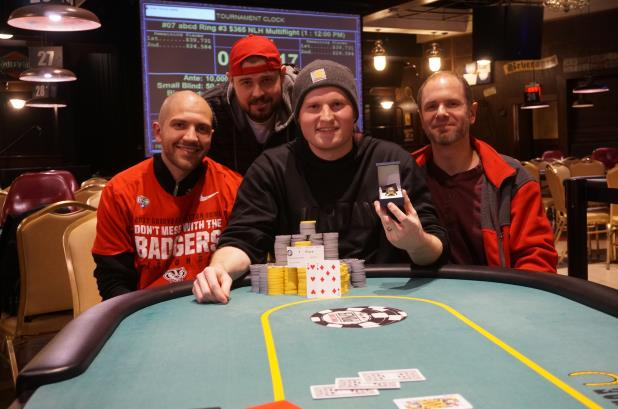 CASINO CHAMPION PROFILE: JOSH REICHARD