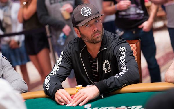 RICK SALOMON BAGS BIG ONE FOR ONE DROP DAY 1 LEAD