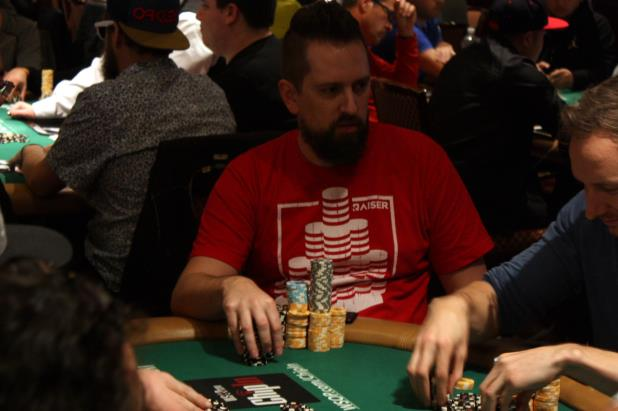 WES CUTSHALL LEADS RIO CIRCUIT MAIN EVENT