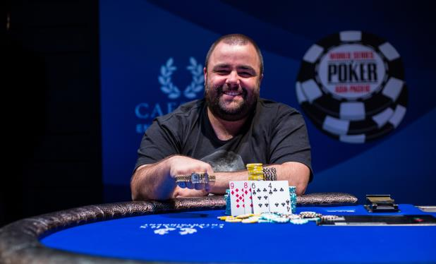 SAM THE MAN: HIGGS TAKES DOWN WSOP APAC $5K PLO BRACELET EVENT