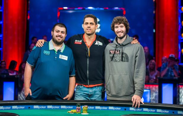 MAIN EVENT DAY 2 RECAP: SCOTT BLUMSTEIN LEADS, OTT AND POLLAK CHASE