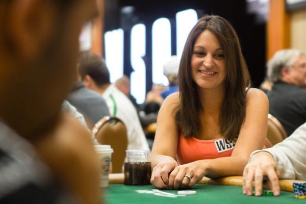 AMBROSHA HARRELL WINS FREE WSOP SEAT IN JUST 3 MINUTES