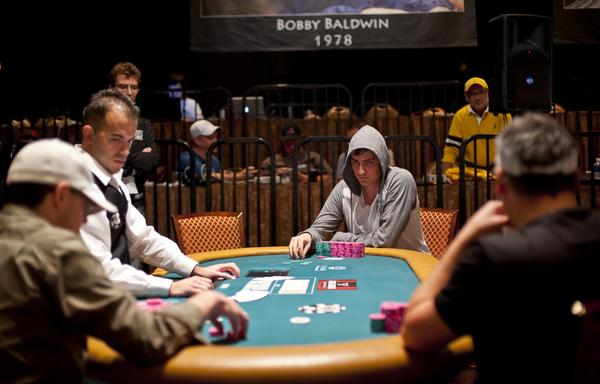 ZHUKOV INVADES 2012 WSOP AND CONQUERS PLO HIGH-LOW CHAMPIONSHIP