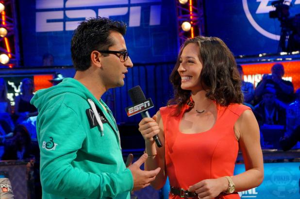 ANTONIO ESFANDIARI TALKS ONE DROP, MINDSET, AND SPRAY TANNING