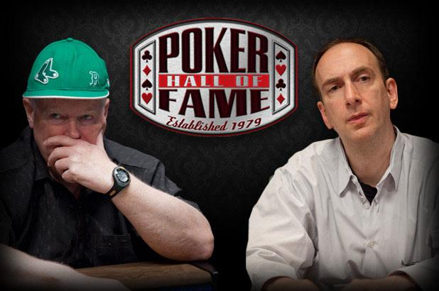 POKER HALL OF FAME ANNOUNCES CLASS OF 2010