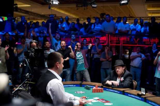 The Final Hand: Gavin Smith Dominates After the Flop