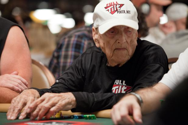 Jack Ury, the Oldest Player in the WSOP Main Event