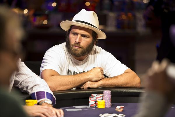 RICK SALOMON LEADS AND MONEY BUBBLE LOOMS AFTER TWO DAYS OF BIG ONE PLAY
